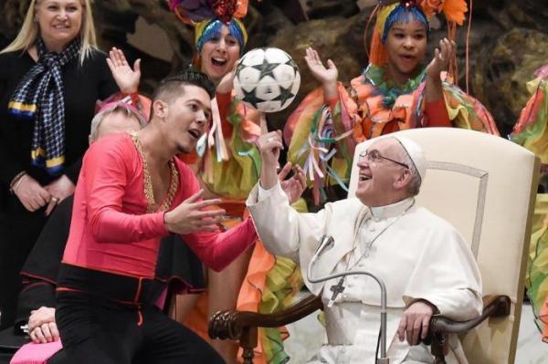 Na primeira audiência do ano, Papa diz que é melhor ser ateu do que cristão hipócrita