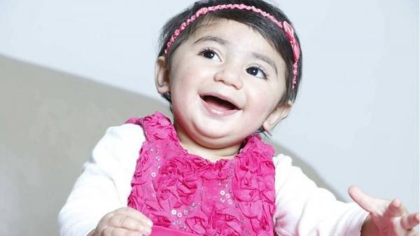 Campanha global encontra quatro doadores de sangue de tipo raro para menina de dois anos