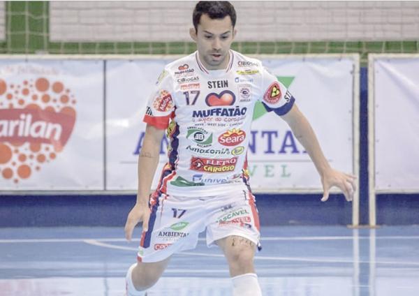 Galo anuncia a contratação de mais um atleta que disputou a LNF