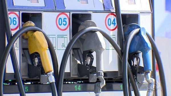 Gasolina acumulou alta de 7,24% em 2018 e foi um dos itens que mais pressionaram a inflação no ano — Foto: Reprodução/RBS TV