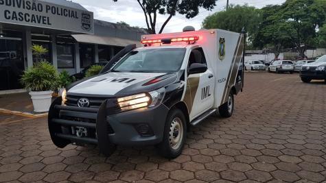 Três mortos em confronto com a polícia na PR-471