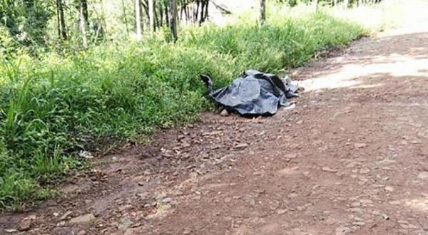 Brasileiro é encontrado morto em estrada no interior de Bernardo de Irigoyen