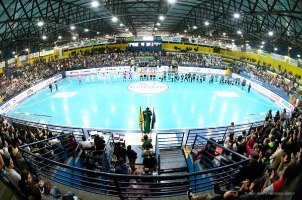Francisco Beltrão será sede da Supercopa de Futsal 2019