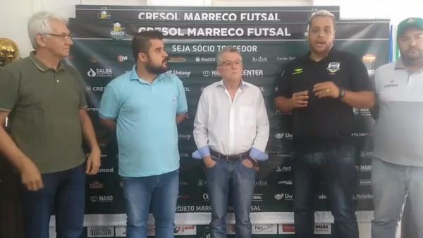 Presidente da CBFS revelou detalhes sobre a Supercopa 2019 em entrevista