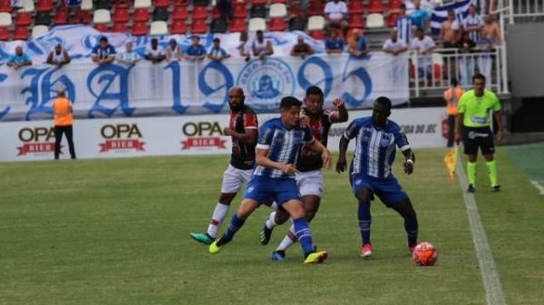 Joinville sai na frente, e Avaí consegue empate com belo gol de João Paulo