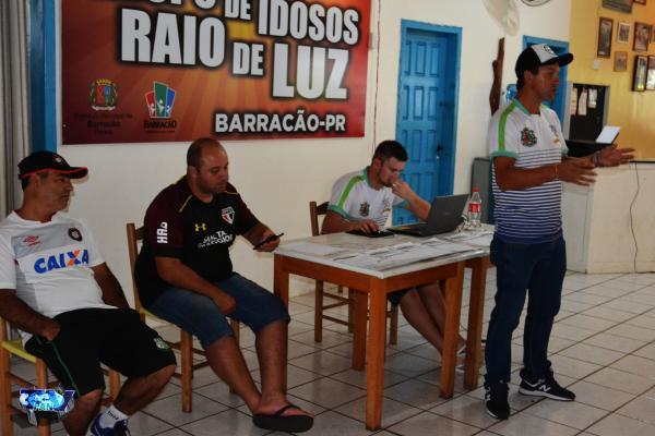 Barracão - Calendário esportivo começará com a Taça CIF e promessa de novidade para o futsal
