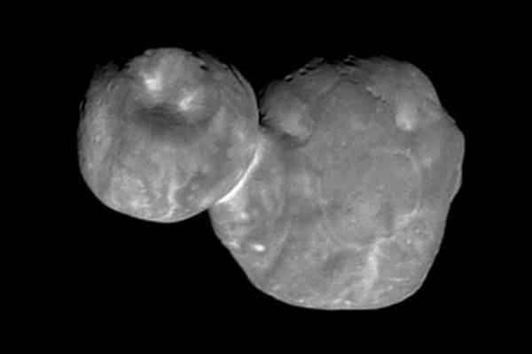 Ultima Thule: sonda da Nasa mostra imagem mais detalhada do objeto mais distante já explorado no espaço