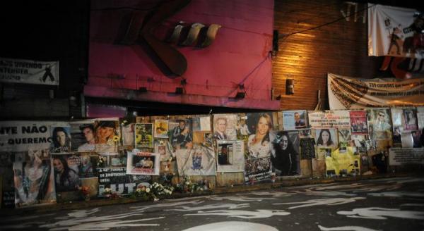 Tragédia da boate Kiss completa 6 anos e é marcada por pedidos de justiça