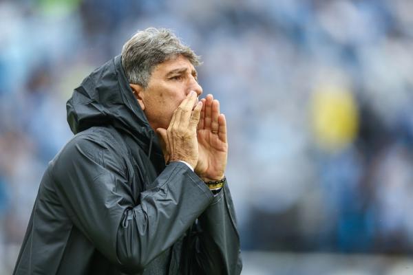 FGF muda data, e Renato Gaúcho poderá comandar o Grêmio contra o Veranópolis