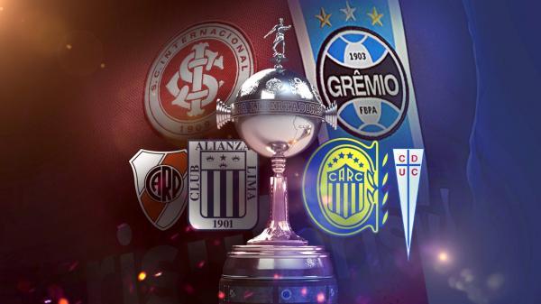 A um mês da estreia, confira como estão os adversários da dupla Gre-Nal na Libertadores