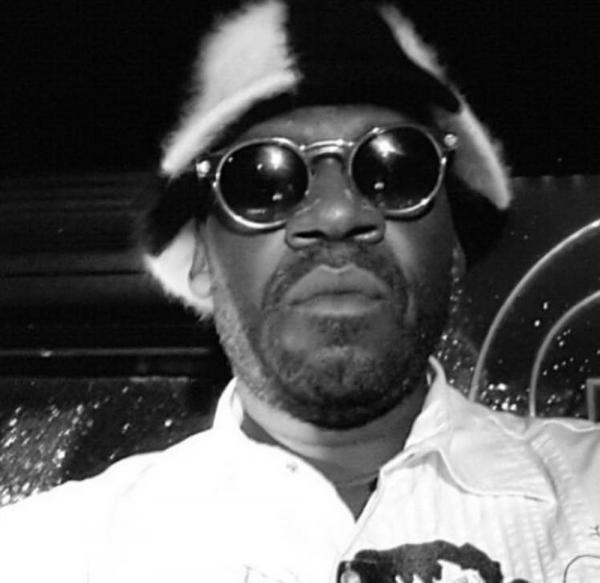 André Black Blue trabalhou na produção de palco do Racionais MC's — Foto: Reprodução/Facebook
