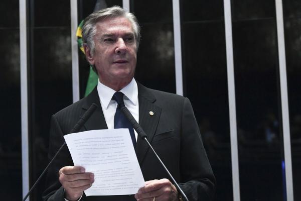 Collor é interrogado no STF em ação penal da Lava Jato