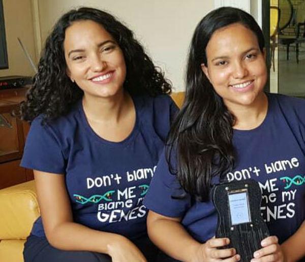 Irmãs baianas criam ''bafômetro'' que detecta ao menos 15 doenças através do sopro