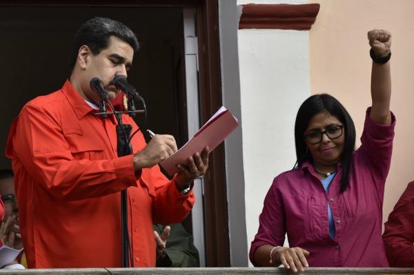 Vice de Nicolás Maduro diz que ajuda humanitária à Venezuela é 'contaminada, envenenada e cancerígena''