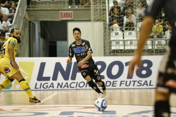 Pato e Jaraguá abrem nesta sexta a 2ª Copa Três Coroas Futsal