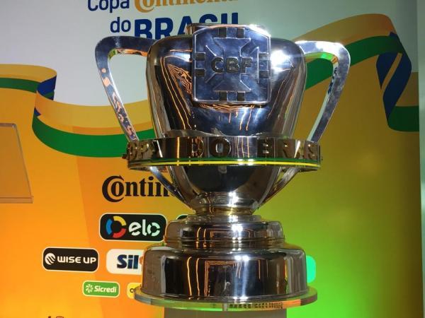 CBF divulga datas e horários dos jogos da segunda fase da Copa do Brasil