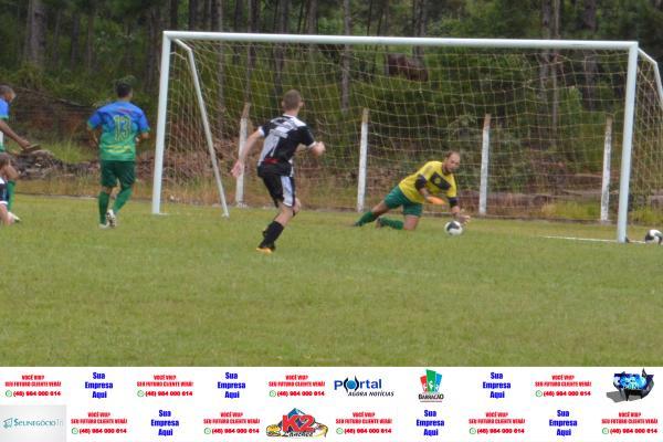 Segunda rodada do Cerqueirense de Futebol inicia com goleada