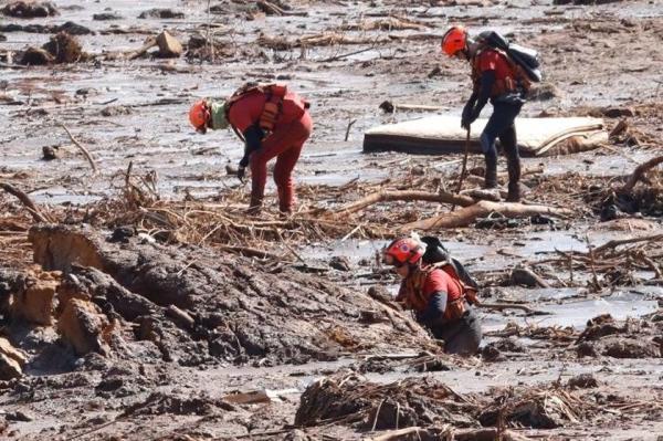Sobe para 169 o número de mortos identificados na tragédia de Brumadinho