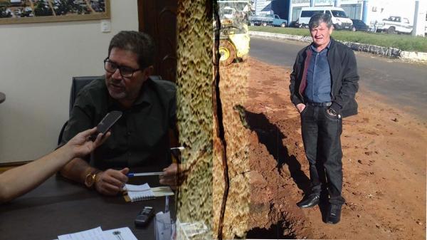 Barracão - Prefeito fala sobre mudanças de cargos e afirma que não há rachão no grupo