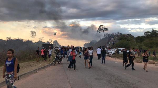 Conflitos deixaram 25 mortos em área da Venezuela perto do Brasil