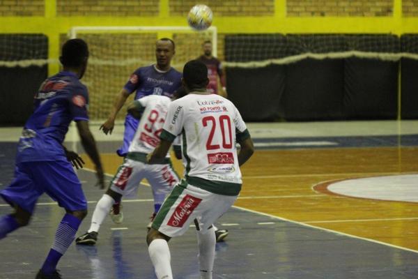 Galo Futsal enfrenta o Corinthians no domingo