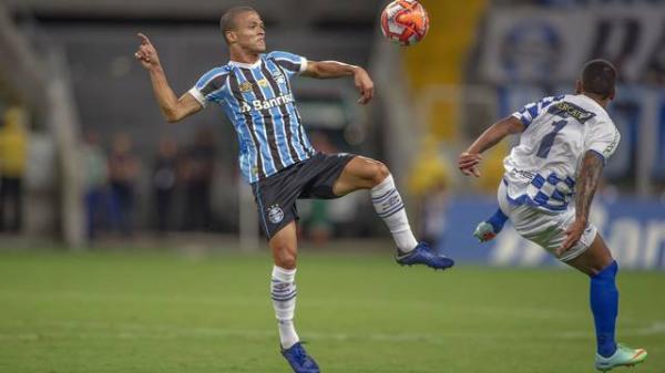 Na estreia de Tardelli, Grêmio vence o São José em noite de golaços na Arena