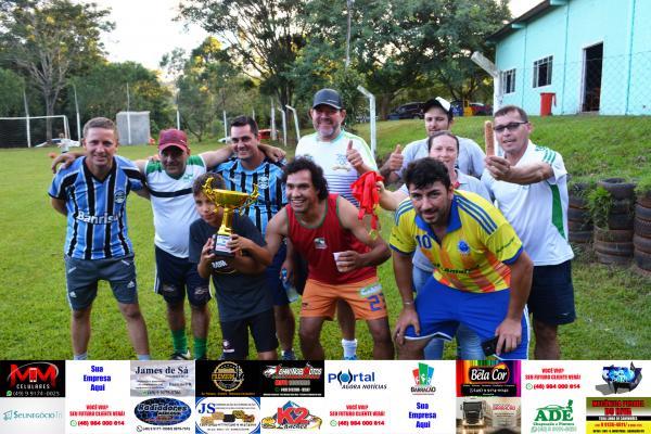 Barracão - Torneio da Integração foi de muita gargalhada e interação