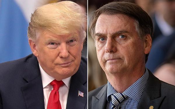 Alcântara, Venezuela e comércio: veja os temas que Bolsonaro e Trump devem discutir em Washington