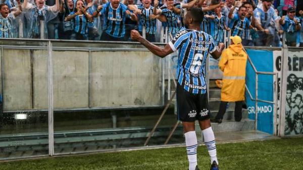 Com um a mais desde o primeiro tempo, Grêmio vence o Gre-Nal dos reservas na Arena