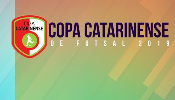 Copa Catarinense de Futsal começa nesta quarta-feira