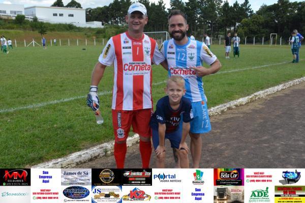 Rivalidade Gre-Nal entre os goleiros do Palmeiras Peperi