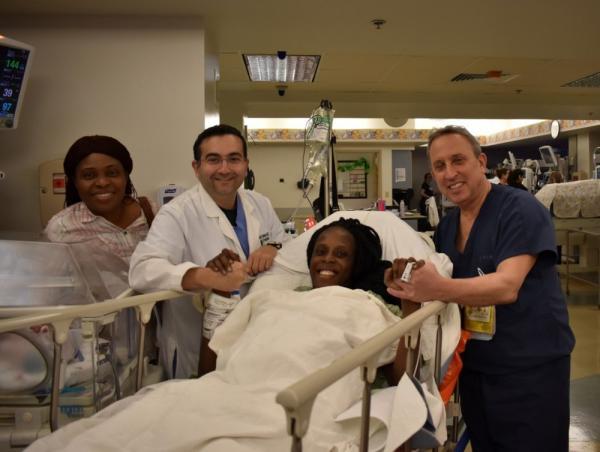 Mulher dá à luz sêxtuplos em hospital dos EUA