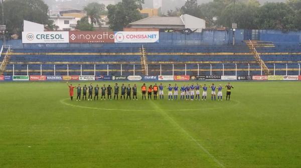 Sete confrontos marcaram o início da Copa Sudoeste de Futebol 2019