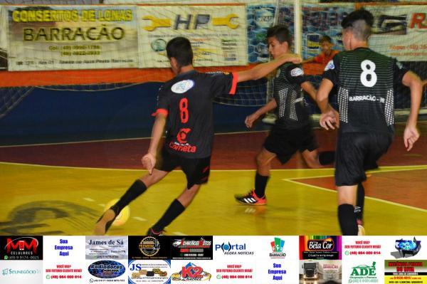Nova Esperança vence o Atlético Pinheirinho e sobe para segunda posição do grupo B