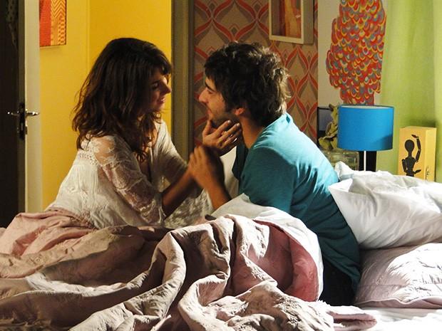 Novelas - Últimos capítulos! Davi se declara e avisa que quer ficar com Manu: 'Te amo'