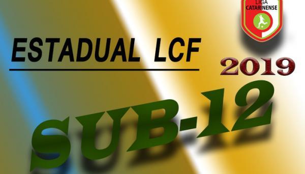 Liga Catarinense de Futsal Sub-12 inicia em abril com vinte clubes