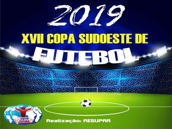 Confira os resultados da rodada do fim de semana da Copa Sudoeste