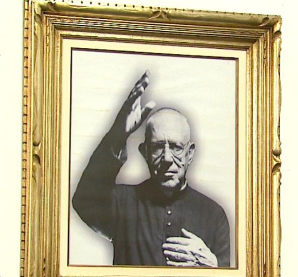 Pedido de beatificação do padre Donizetti de Tambaú está em andamento há cinco anos no Vaticano — Foto: Reginaldo dos Santos/EPTV