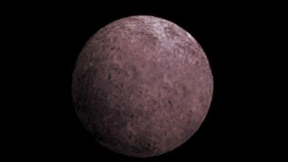 Em votação online, planeta (225088) 2007 OR10, descoberto em 2007, vai finalmente ganhar um nome — Foto: Divulgação