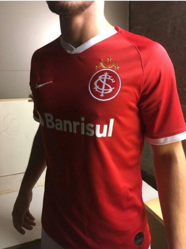 Camisa do Inter em 2019 — Foto: Reprodução