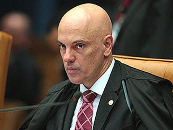 Alexandre de Moraes. Foto: Carlos Moura / SCO / STF