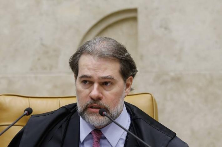 O ministro Dias Toffoli, presidente do Supremo Tribunal Federal (STF). Foto: Dida Sampaio/Estadão