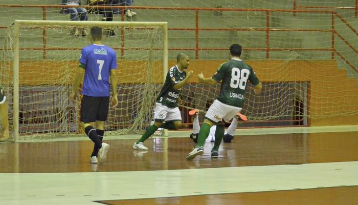 Créditos: Ascom Chape Futsal
