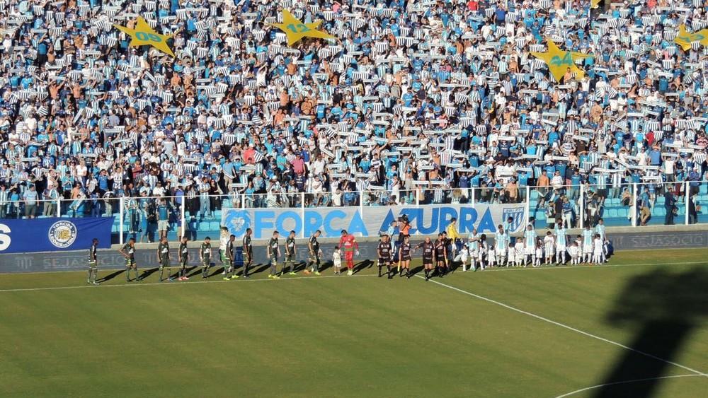 Avaí e Chapecoense decidem o Catarinense neste domingo — Foto: Diego Madruga