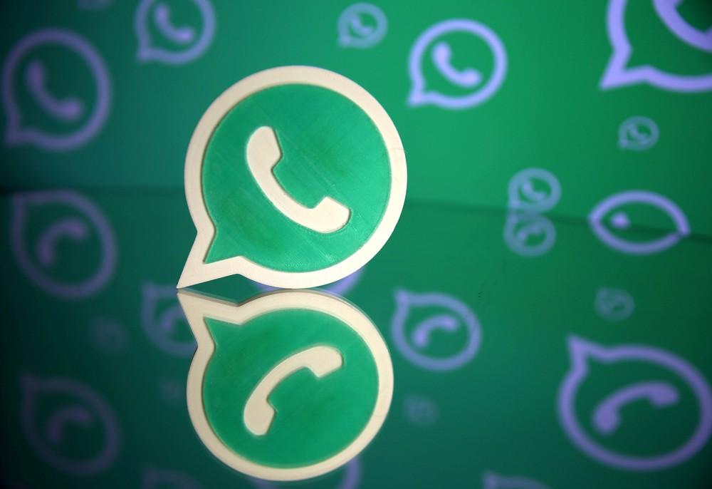 Logotipo do aplicativo Whatsapp — Foto: Dado Ruvic / Arquivo / Reuters