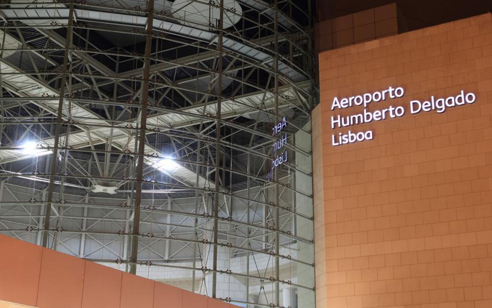 Aeroporto Humberto Delgado, em Lisboa — Foto: olafpictures/Creative Commons