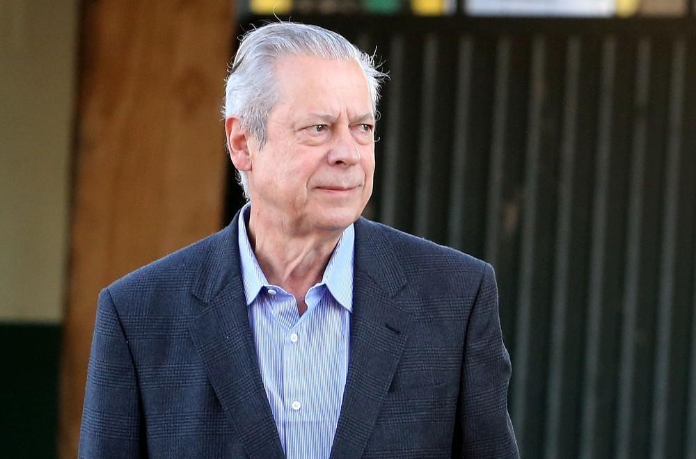 José Dirceu teve um recurso com pedido de prescrição de pena negado pelo TRF4 — Foto: Foto: Dida Sampaio/Estadão Conteúdo
