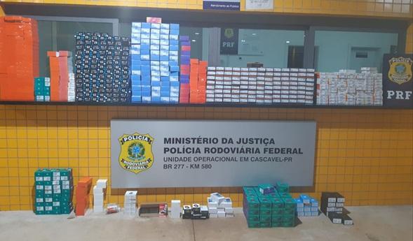 Foto Divulgação/PRF