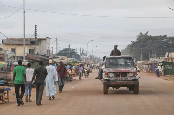 Bangui capital da República Centro-Africana/ Reprodução
