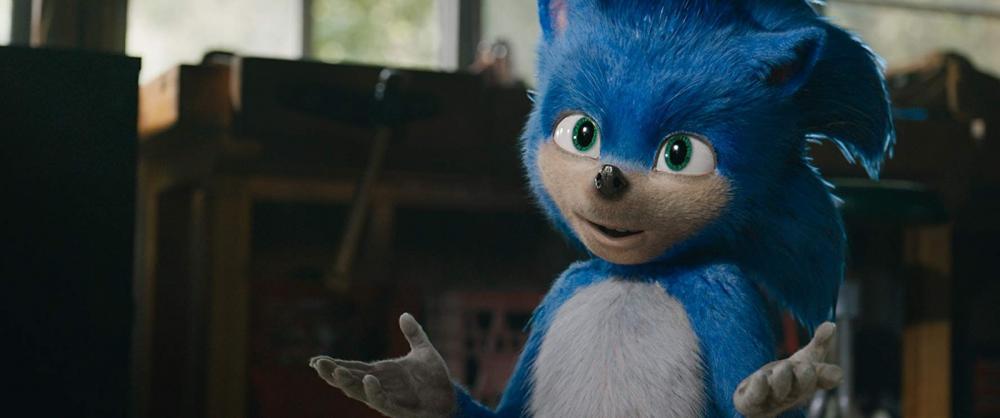 Trailer de 'Sonic' é divulgado nesta terça (30) e divide opiniões sobre o visual do ouriço azul — Foto: Divulgação